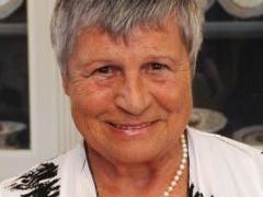 Lieselotte Schweikert wird 75 Jahre alt