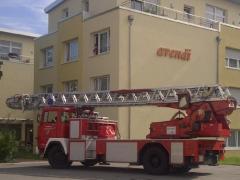 Brandalarm im Pflegeheim