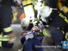 Feuerwehr Edingen-Neckarhausen als Lebensretter