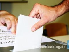 Europa- und Kommunalwahl am 25. Mai