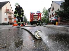 Großeinsatz für die Feuerwehr