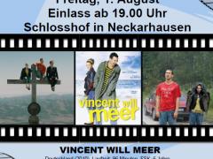 Film, Musik und Picknick