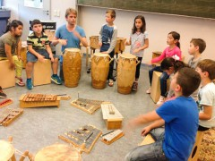 Neue Kurse zur musikalischen Früherziehung