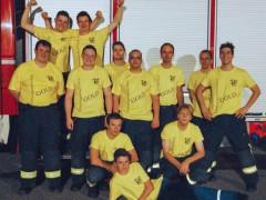 Feuerwehr Edingen-Neckarhausen holt Gold